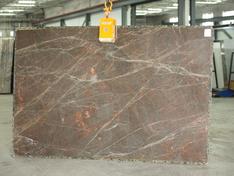 Majestic Brown QUARTZITE Slab ▷ A&V Granite (416) 663-1889