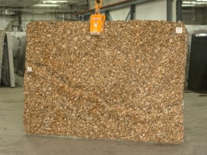 Napoleone Gold granite slab