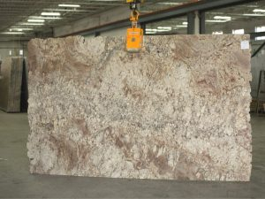 Sienna Bordeaux 3cm granite slab
