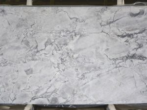 Super White 3cm quartzite slab