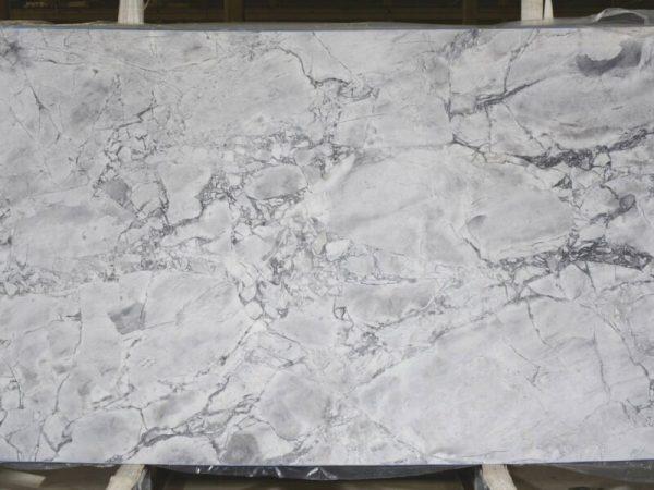 Super White 3cm quartzite slab