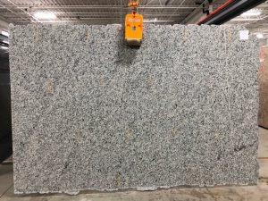 bianco sardo granite slab