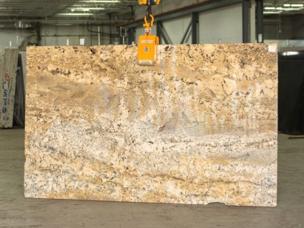 colonial treasure granite slab